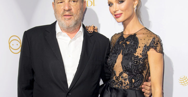 2c6190eb11 She Also the Wife of Harvey Weinstein .. .But Not For Long. Georgina Chapman  ...