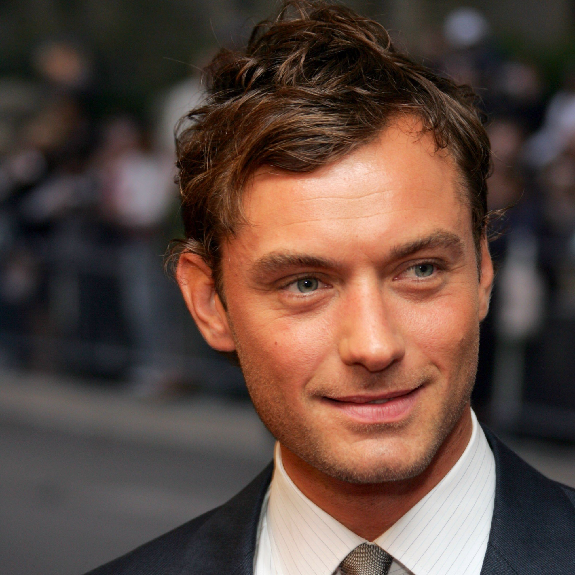 Who is Jude Law? Wiki:...