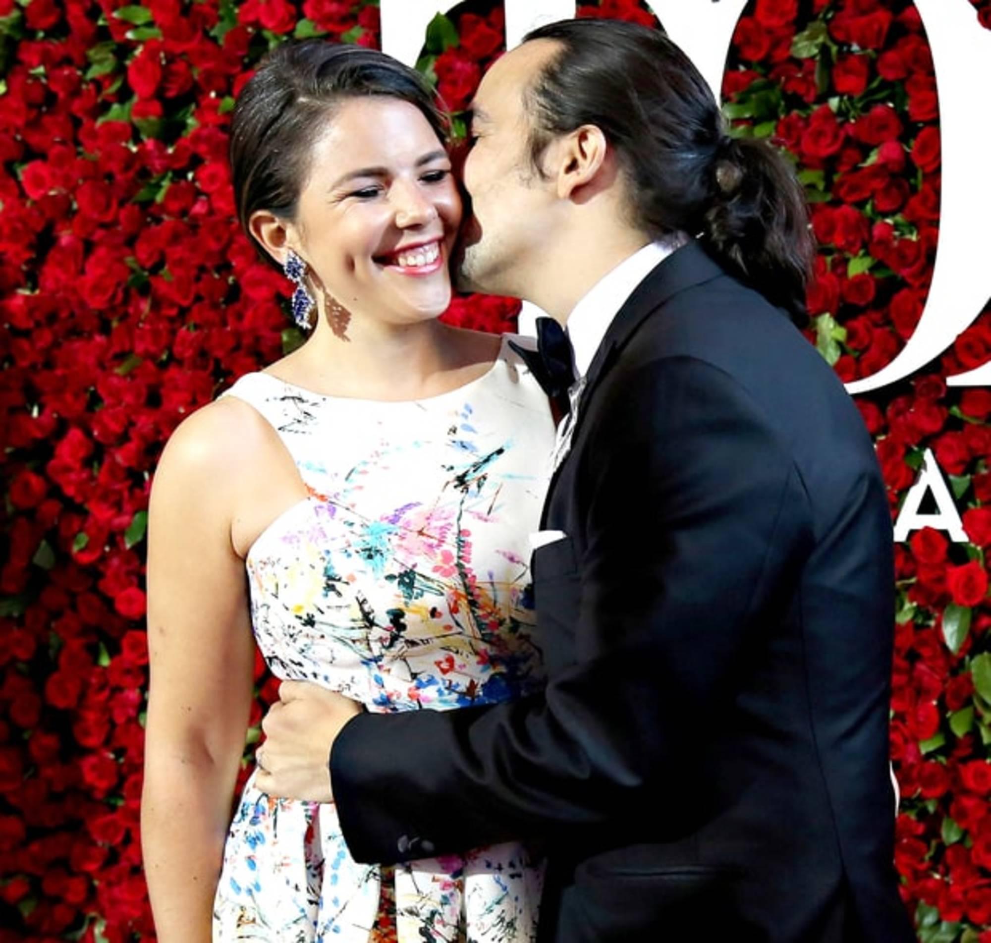 Lin Manuel Miranda Wedding.Vanessa Nadal S Wiki Bio Education Wedding High School Car Net Worth